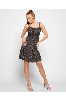 Платье Carica KP-6649-8 - Цвет Черный