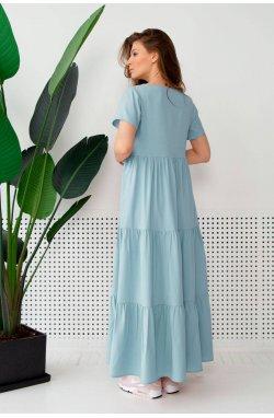 Платье 3118-PW02 SM Голубой