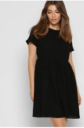 Платье Carica KP-10332-8 - Цвет Черный