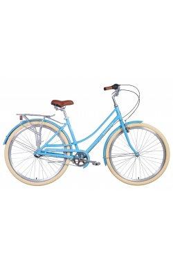 """Велосипед Велосипед 28"""" Dorozhnik SAPPHIRE планет. 2020 (альпийский голубой)"""