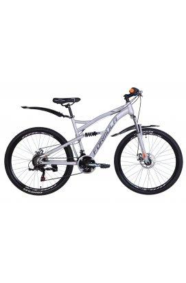 """Велосипед Велосипед 26"""" Formula X-ROVER 2021 (бирюзово-черный)"""