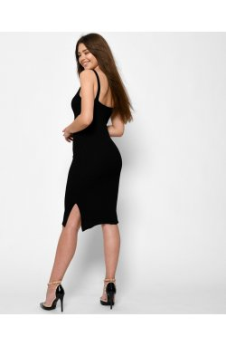 Платье Carica KP-6650-8 - Цвет Черный