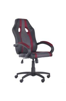 Кресло Shift Неаполь N-20/Сетка серая, вставки Сетка бордовая - AMF - 298226
