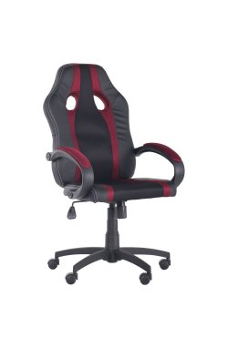 Кресло Shift Неаполь N-20/Сетка черная, вставки Сетка бордовая - AMF - 298229