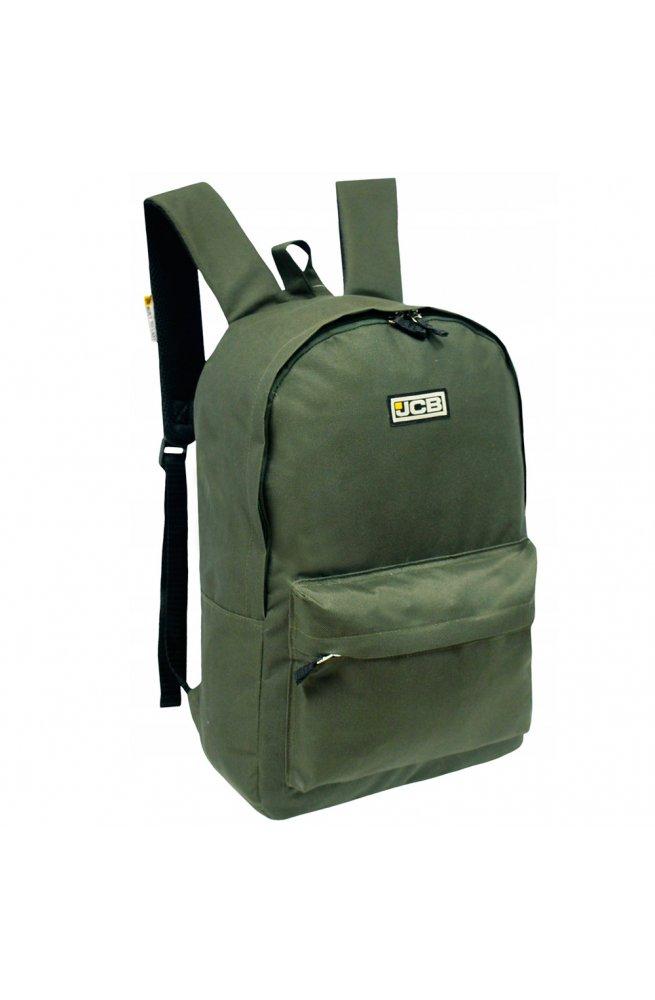 Рюкзак текстильный JCB 15-R1 Green (Зеленый)