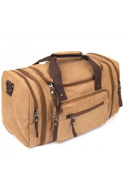 Дорожная сумка текстильная Vintage 20666