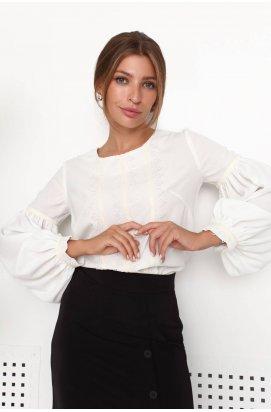 Блуза 3204-c01 - Молочный