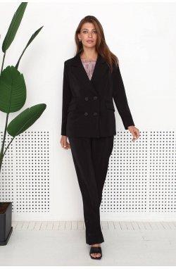 Пиджак 3213-PW02 - Черный