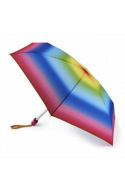Мини зонт женский Fulton L501 Tiny-2 Rainbow (Радуга)