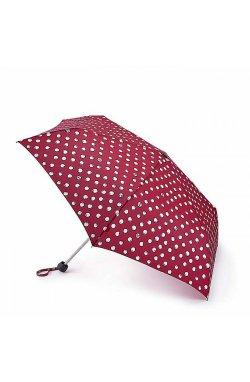 Зонт женский Lulu Guinness by Fulton Minilite-2 L869 Polka Pearls (Жемчужный горох)