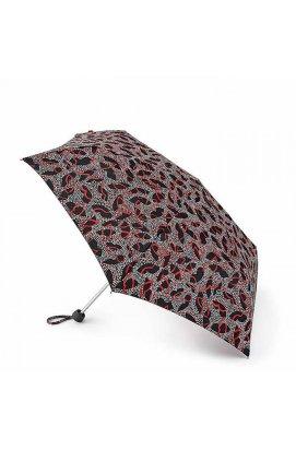 Зонт женский Lulu Guinness by Fulton Minilite-2 L869 Dotty Lips (Губы)
