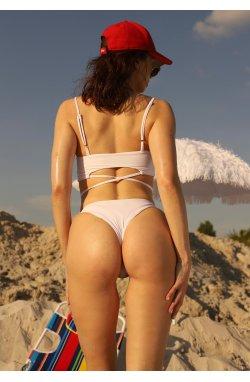 LADY DANGER купальник білий 101 (XS)