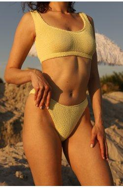 YOLK купальник жовтий 101 (S/L)