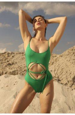 DIVA купальник зелений 101 (XS)