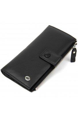Классический кошелек-клатч ST Leather19373