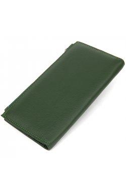 Красивый женский кожаный кошелек ST Leather19377 Зеленый