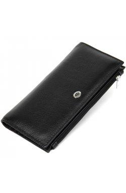 Практичный женский кожаный кошелек ST Leather19378