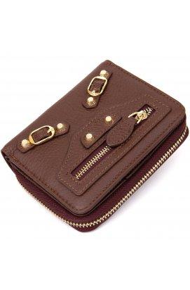 Кожаный женский кошелек Guxilai19400