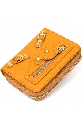 Красивый кожаный женский кошелек Guxilai19402