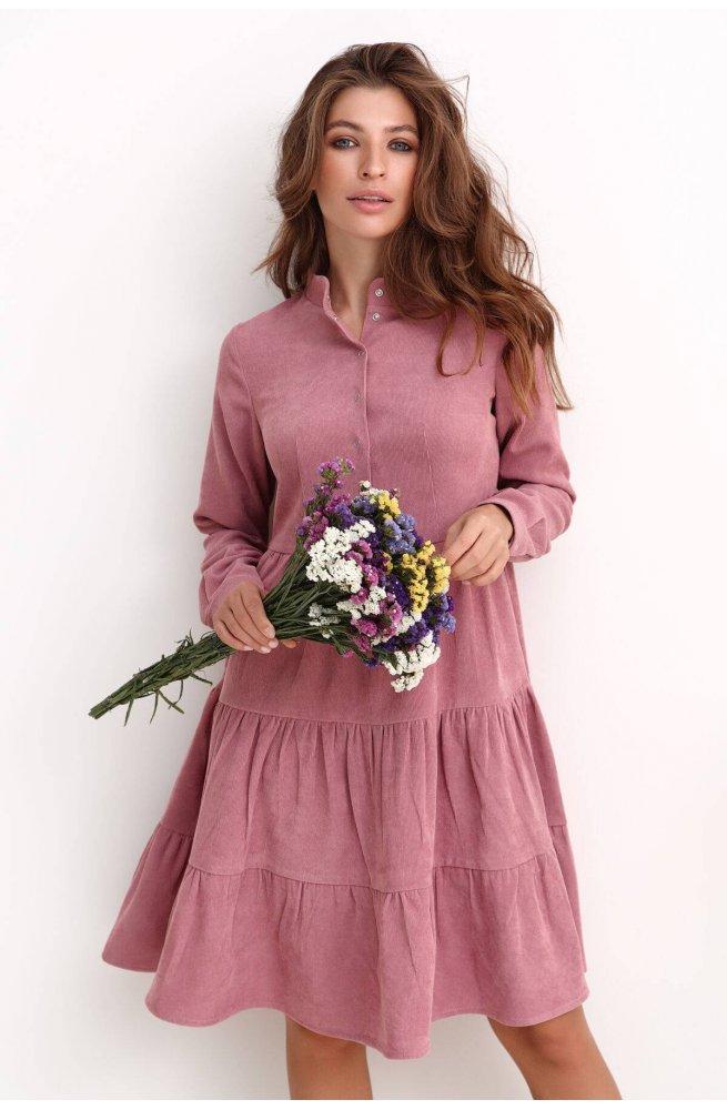 Платье 3223-c01 - Пудровый