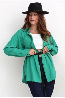 Рубашка 3234-PW01 SM Зеленый
