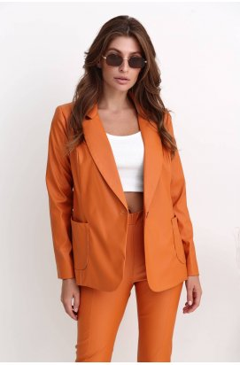 Пиджак 3235-PW01 - Рыжий