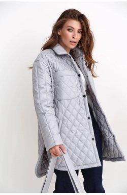 Куртка 3098-c03 SM Сірий