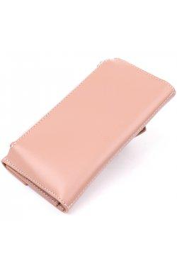 Женский кошелек GRANDE PELLE 11360 Розовый