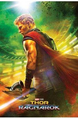 "Постер ""Thor Ragnarok (Teaser)"" 61 x 91,5 см - wws-794"