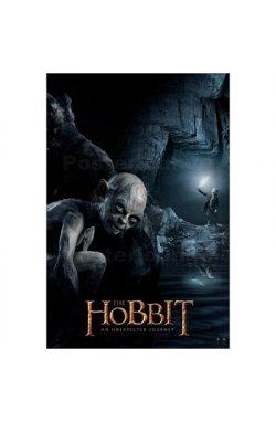 """Постер """"Хоббит - Голлум"""" 61 x 91,5 см - wws-2128"""