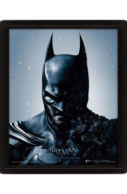 3D Постер Batman Arkham Origins (Batman /Joker) / Бэтмен - wws-5885