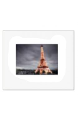 """Картина """"Parigi"""", 31 х 26 см - wws-7784"""