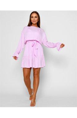 Платье Carica КР-10387-15 - Цвет Розовый