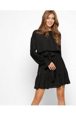 Платье Carica КР-10387-8 - Цвет Черный