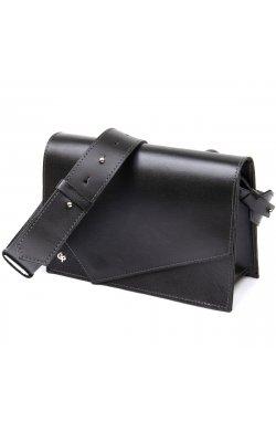 Женская стильная сумка из натуральной кожи GRANDE PELLE 11434