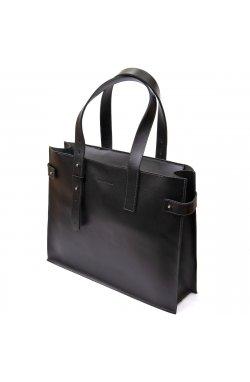 Женская сумка-шопер из натуральной кожи GRANDE PELLE 11436