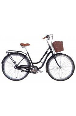 """Велосипед Велосипед 28"""" Dorozhnik CORAL планет. 2021 (рубиновый)"""