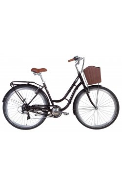 """Велосипед Велосипед 28"""" Dorozhnik CORAL 2021 (рубиновый)"""