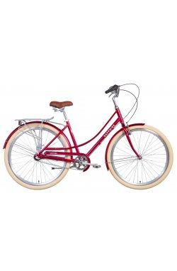 "Велосипед Велосипед 28"" Dorozhnik SAPPHIRE планет. 2021 (алый)"