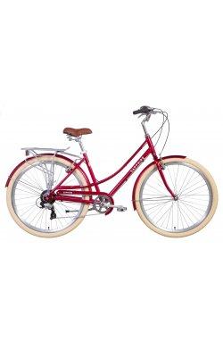 "Велосипед Велосипед 28"" Dorozhnik SAPPHIRE 2021 (алый)"