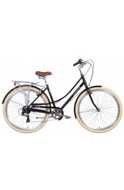 """Велосипед Велосипед 28"""" Dorozhnik SAPPHIRE 2021 (черный)"""