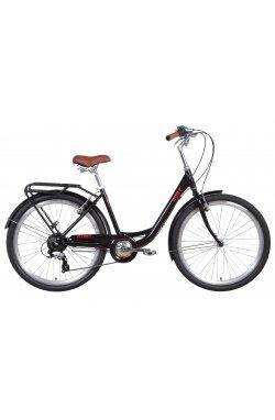 """Велосипед Велосипед 26"""" Dorozhnik RUBY 2021 (изумрудный (м))"""