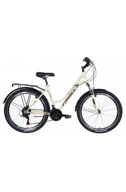"""Велосипед Велосипед 26"""" Formula OMEGA 2021 (бежевый)"""