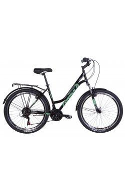 """Велосипед Велосипед 26"""" Formula OMEGA 2021 (черно-мятный)"""