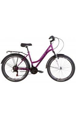 """Велосипед Велосипед 26"""" Formula OMEGA 2021 (фиолетовый)"""