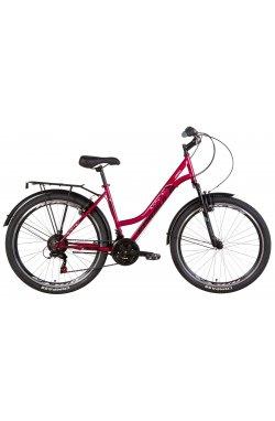 """Велосипед Велосипед 26"""" Formula OMEGA 2021 (гранатовый)"""