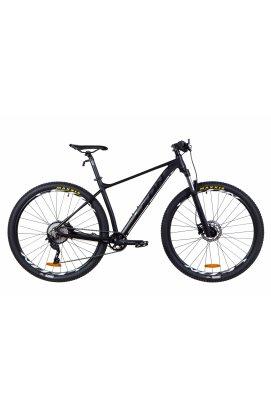 """Велосипед Велосипед 29"""" Leon TN-60 2021 (черный (м))"""