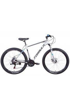 """Велосипед Велосипед 27.5"""" Formula THOR 2021 (черно-зеленый (м))"""