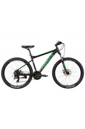 """Велосипед Велосипед 26"""" Formula F-1 DD 2021 (черно-зеленый (м))"""