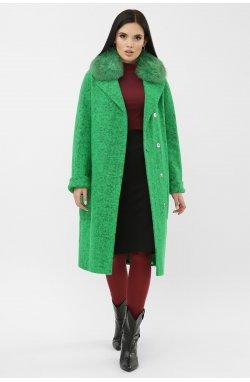 Пальто MS-184 Z — — GLEMШ7-зеленый